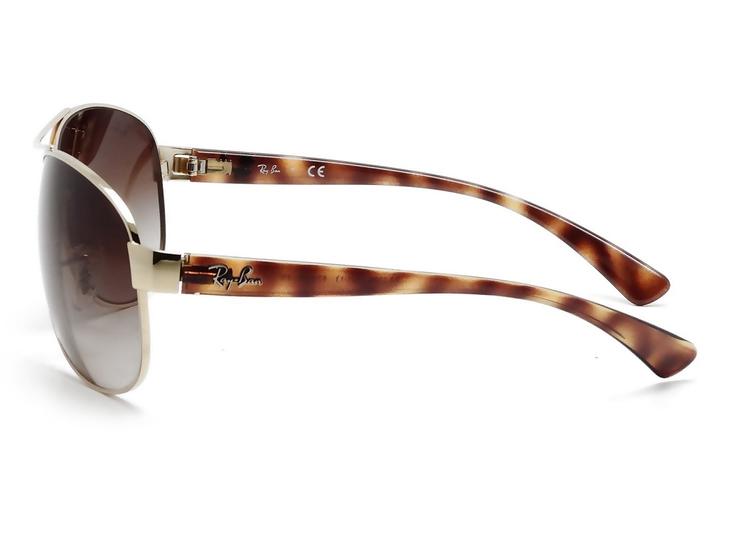 7488ef28dd Aviator RB3386 Brown (Gold Frame)